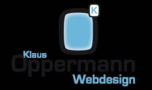 klaus oppermann logo icon
