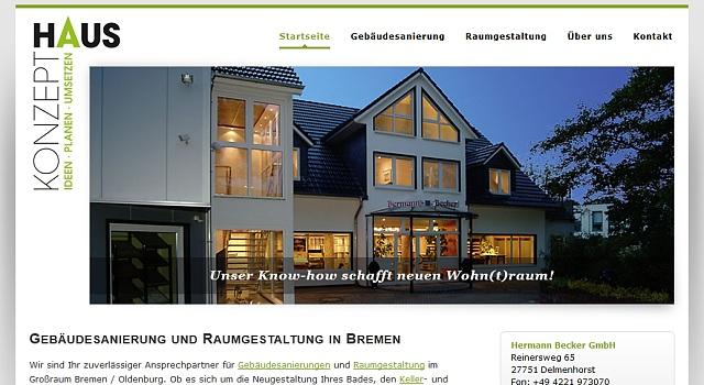 webdesign becker delmenhorst
