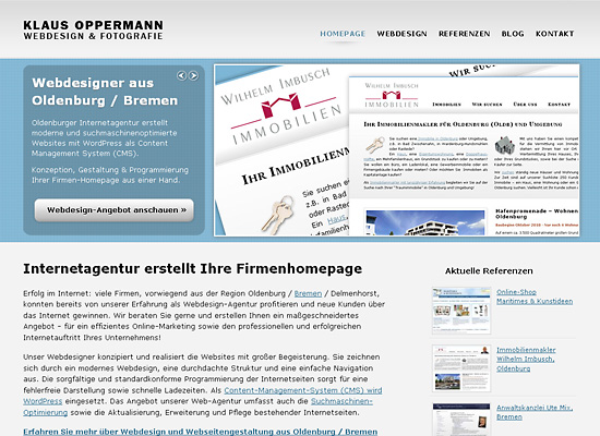 webdesign bremen oldenburg