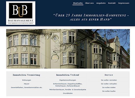 webdesign bub