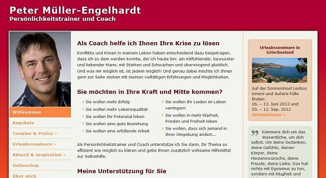 webdesign coach engelhardt