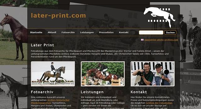 webdesign later print