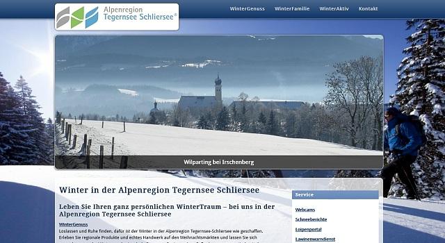 webdesign alpenregion