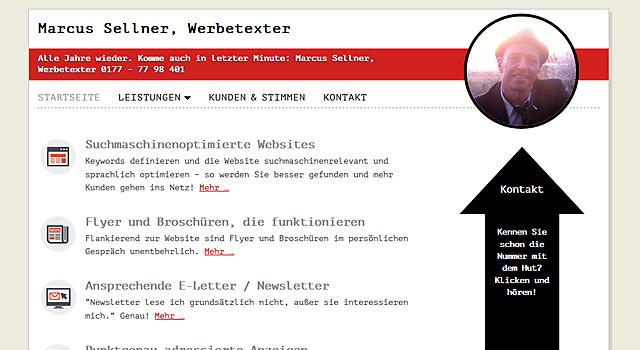 webdesign werbetexter frankfurt