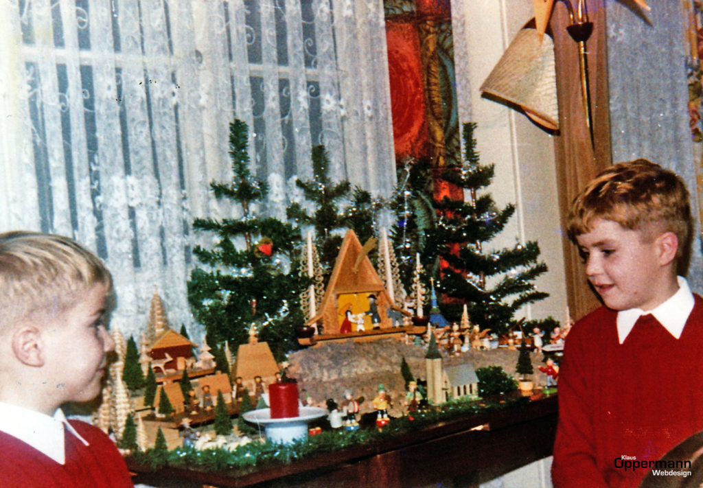 Weihnachten 1968