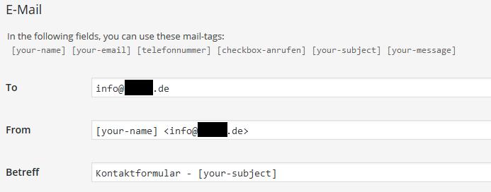 contactform 7 wordpress misconfiguration 5