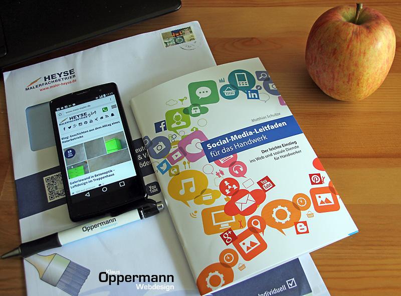 Social Media Leitfaden Handwerk Hannover