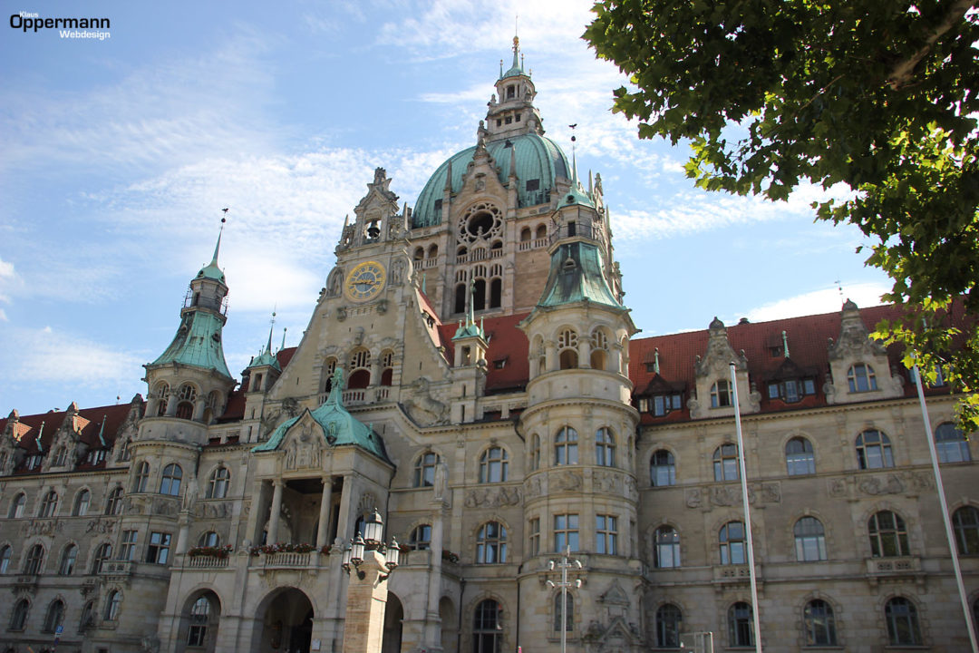 Hannover 2016 Rathaus 07