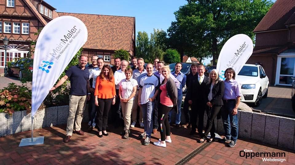 MeinMaler Netzwerk Partner Treffen Hannover