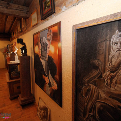 Malerei Grafken Skulpturen Kuenstler Rettenbach Allgaeu Bayern 3