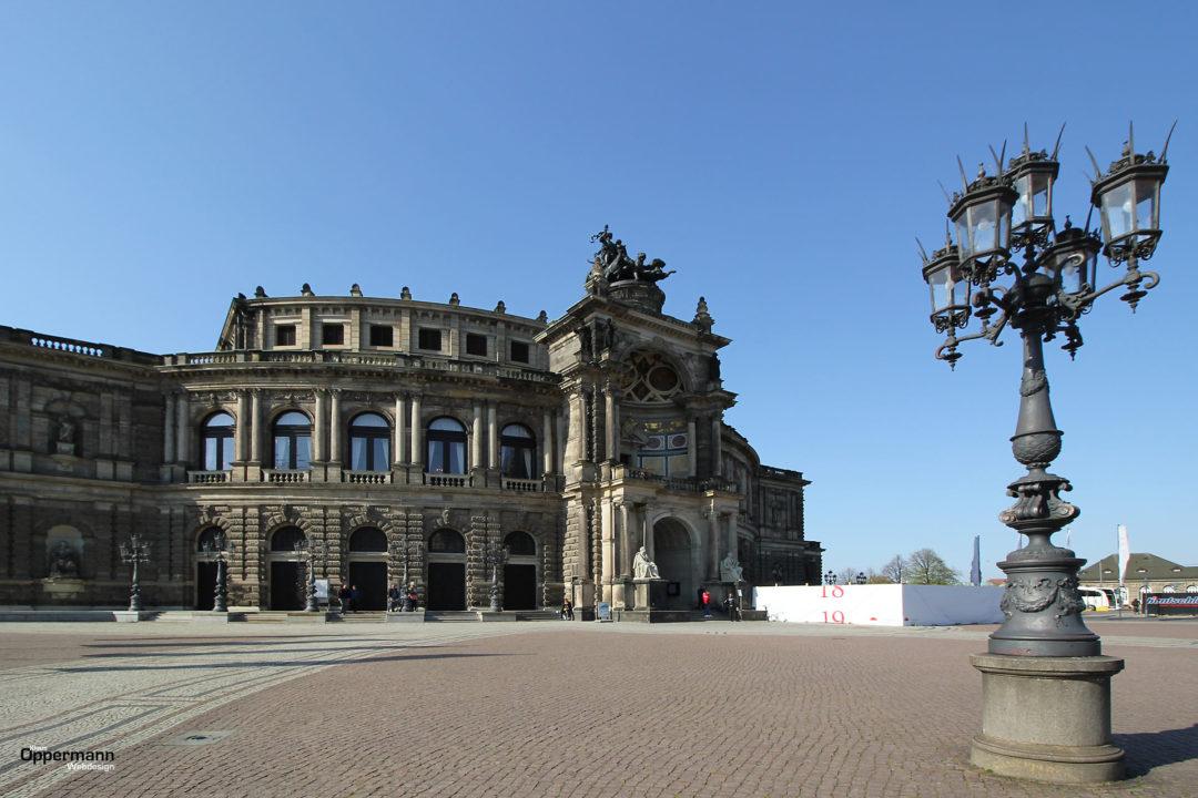 Dresden Altstadt Semperoper 2
