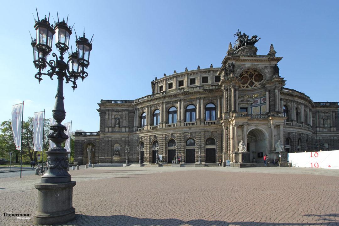 Dresden Altstadt Semperoper 3