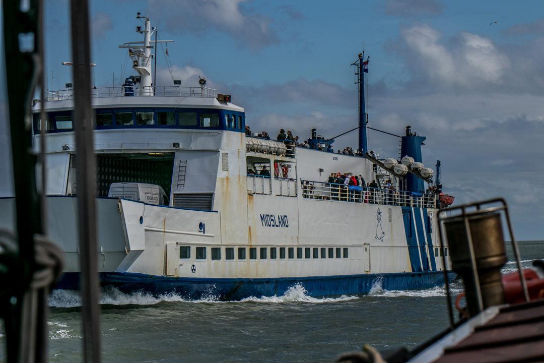Auf Hoher See 03 Segeln auf dem IJsselmeer