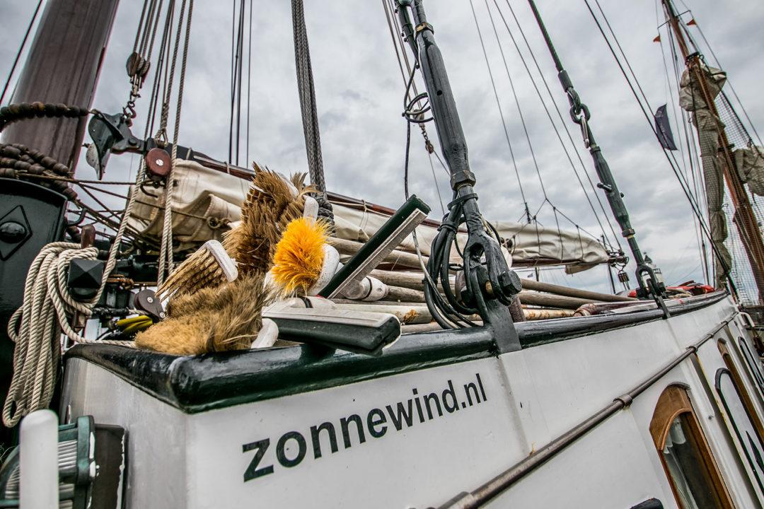 Poseidon 01 Segeln auf dem IJsselmeer
