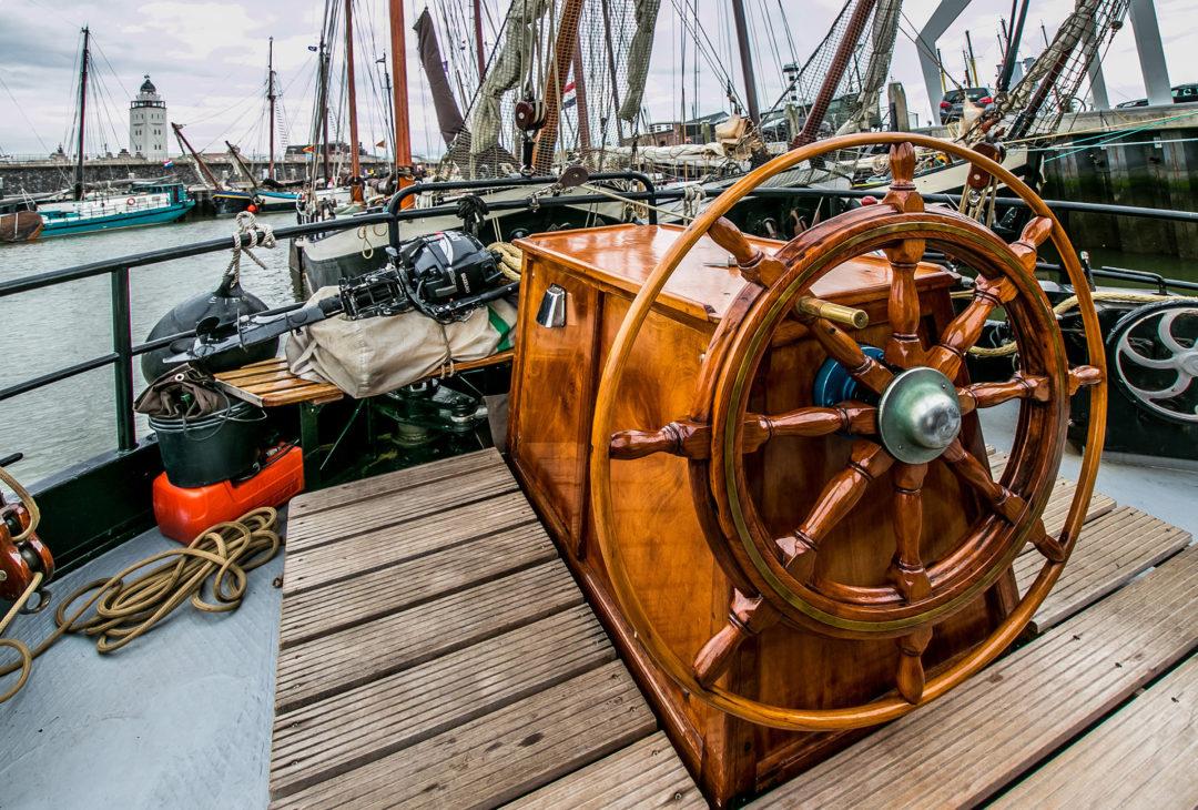 Poseidon 02 Segeln auf dem IJsselmeer