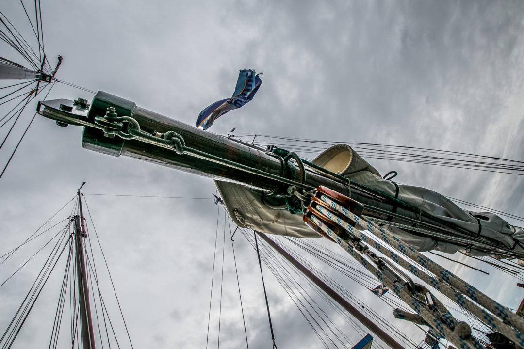 Poseidon 03 Segeln auf dem IJsselmeer