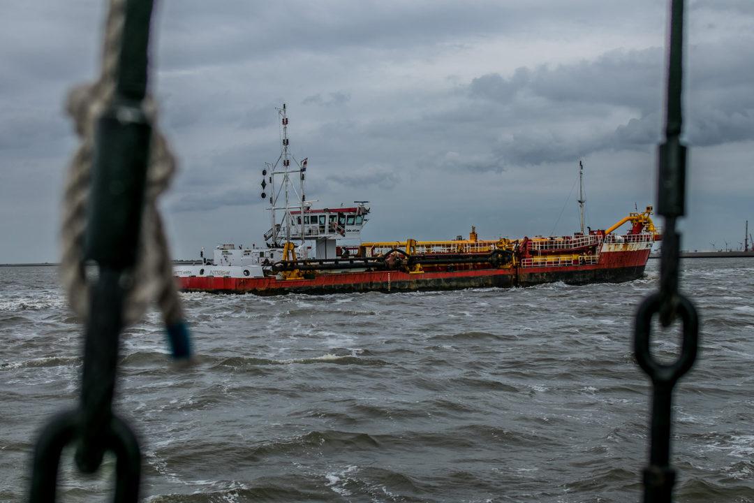 Poseidon 05 Segeln auf dem IJsselmeer