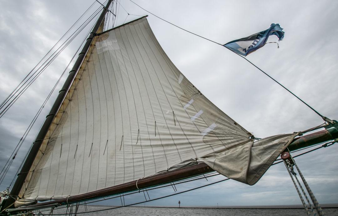Poseidon 06 Segeln auf dem IJsselmeer