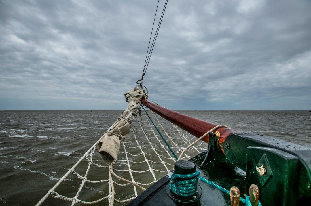 Poseidon 07 Segeln auf dem IJsselmeer