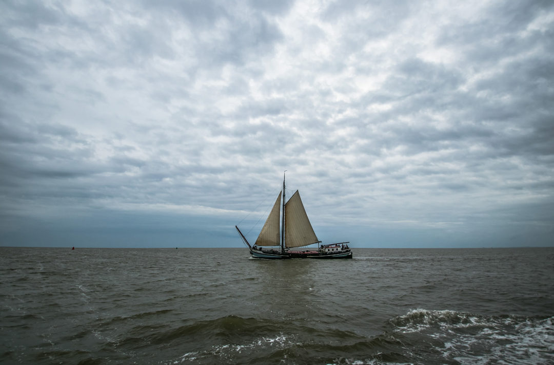 Poseidon 08 Segeln auf dem IJsselmeer