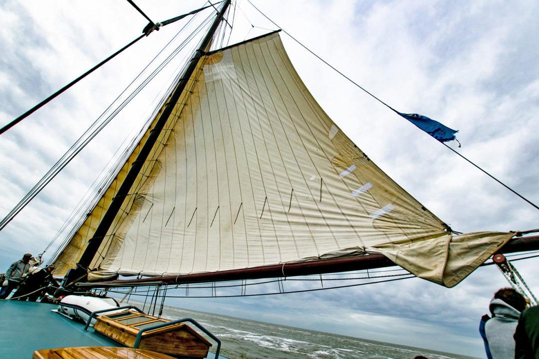 Poseidon 09 Segeln auf dem IJsselmeer