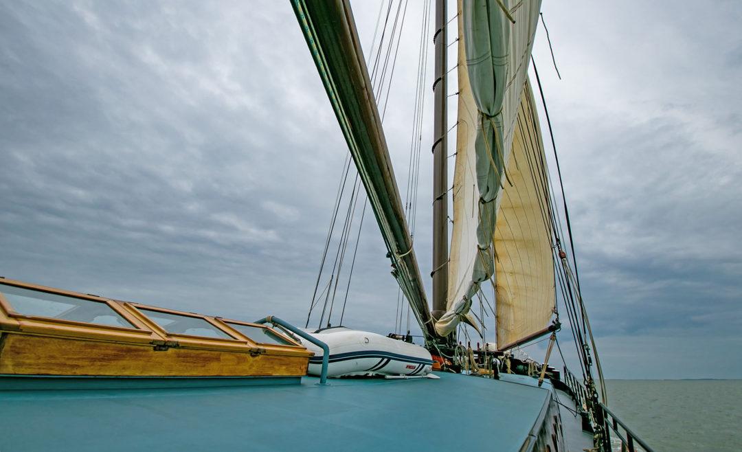 Poseidon 12 Segeln auf dem IJsselmeer