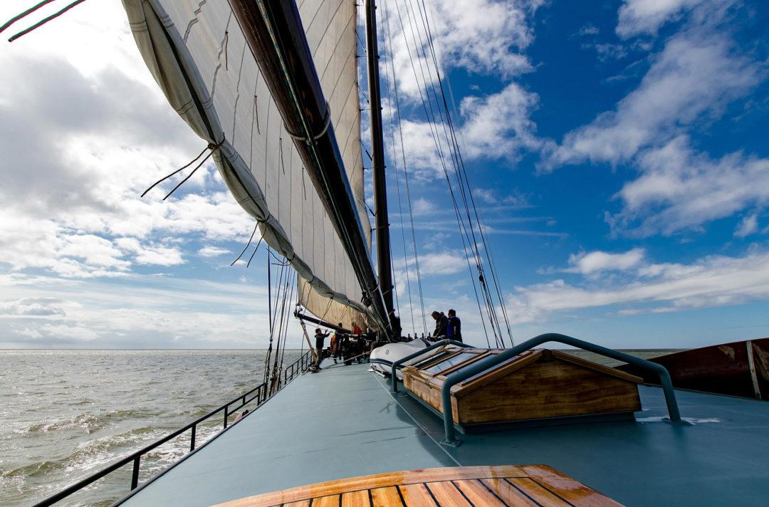 Poseidon 22 Segeln auf dem IJsselmeer