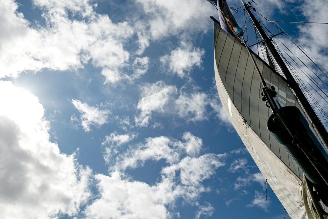 Poseidon 23 Segeln auf dem IJsselmeer