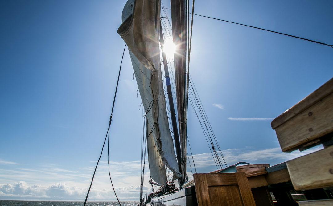 Segeln Poseidon 01 Segeln auf dem IJsselmeer