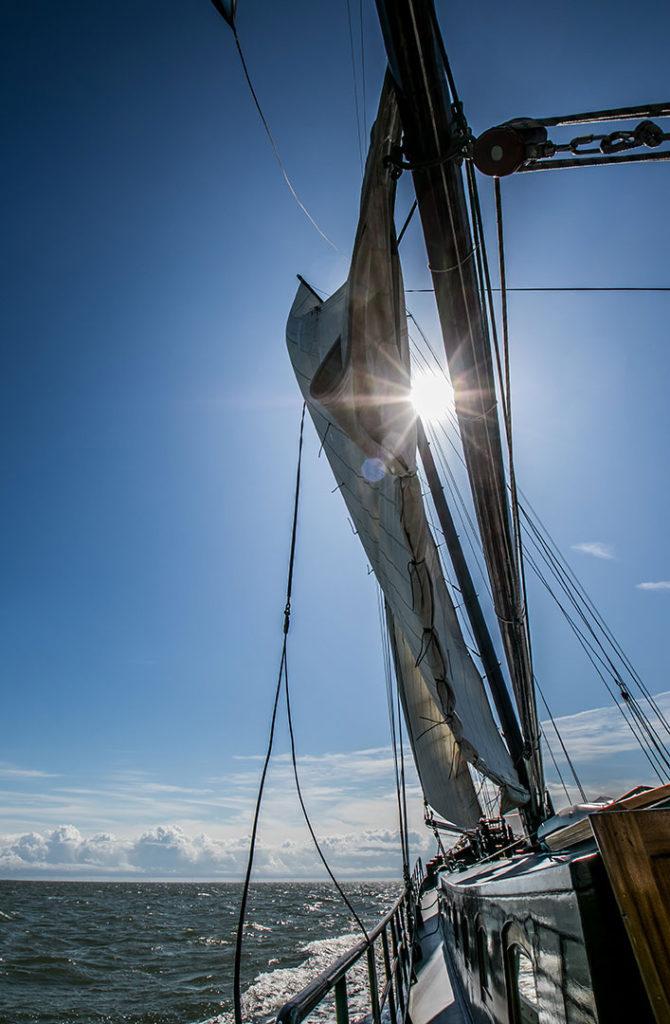 Segeln Poseidon 02 Segeln auf dem IJsselmeer