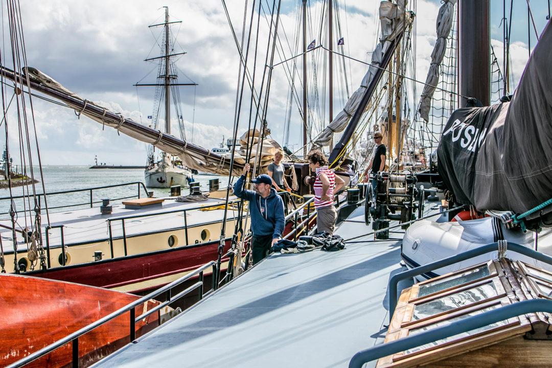 Terschelling 23 Segeln auf dem IJsselmeer