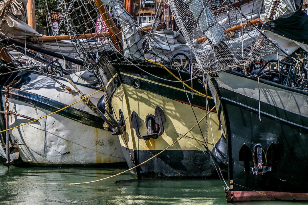 Terschelling 24 Segeln auf dem IJsselmeer