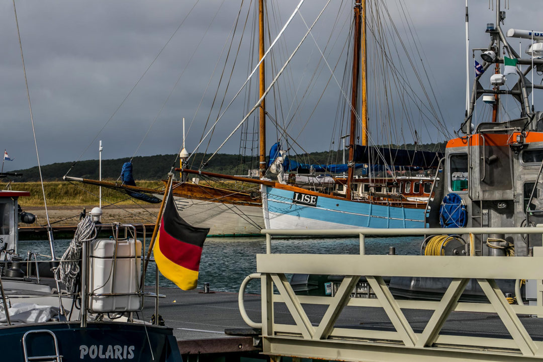 Vlieland 7 Segeln auf dem IJsselmeer