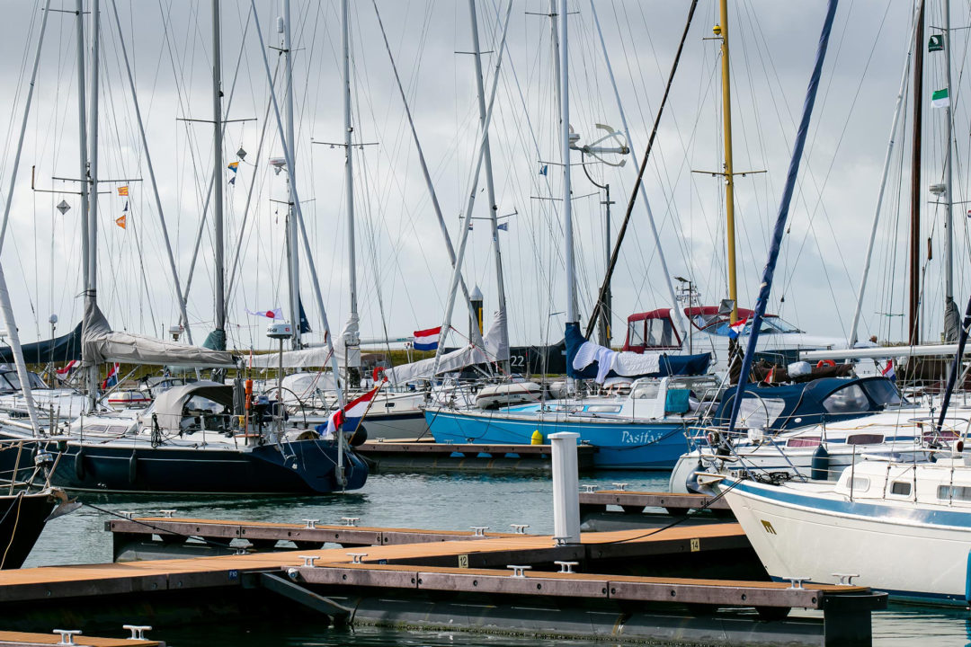 Vlieland 8 Segeln auf dem IJsselmeer