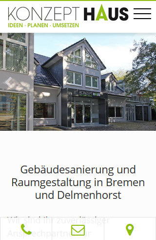 Konzepthaus Becker Delmenhorst Webdesign 320x480 1