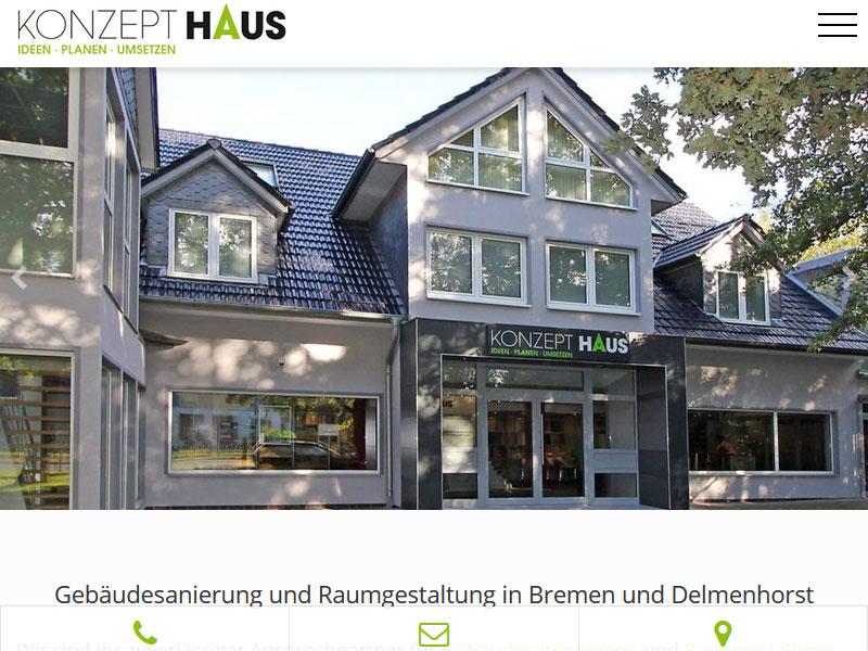 Konzepthaus Becker Delmenhorst Webdesign 800x600 1