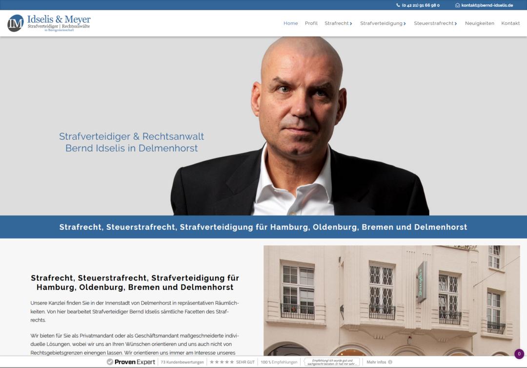 Rechtsanwalt Strafverteidiger in Delmenhorst