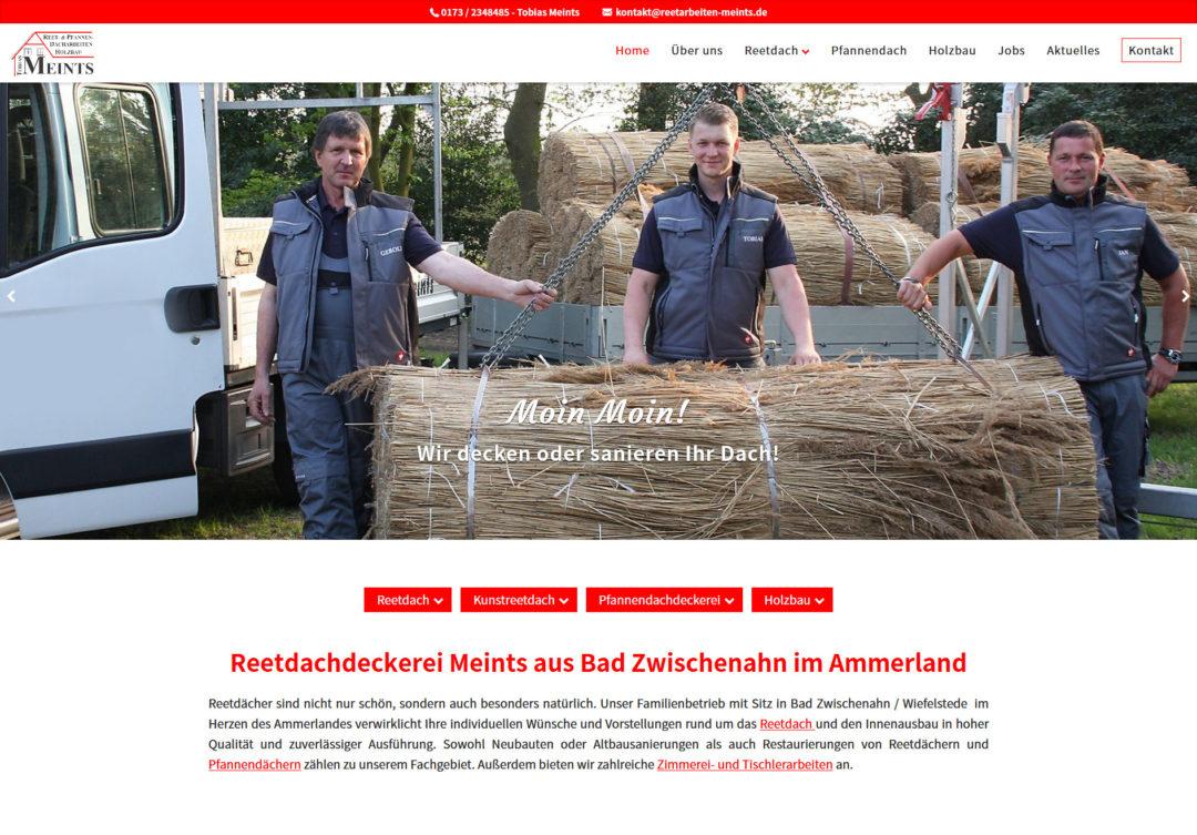 Reetdachdecker Reetdach Dachdecker Ammerland Bad Zwischenahn Pfannendacharbeiten Holzbau Zimmerei