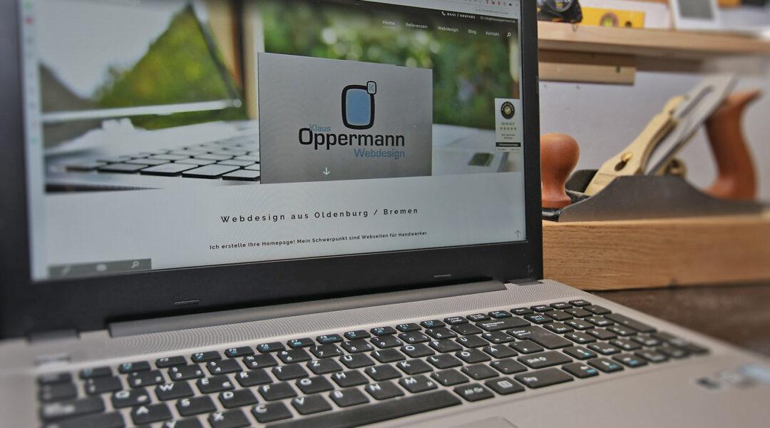 Handwerk Digital Webdesign Homepage Oldenburg Bremen 01